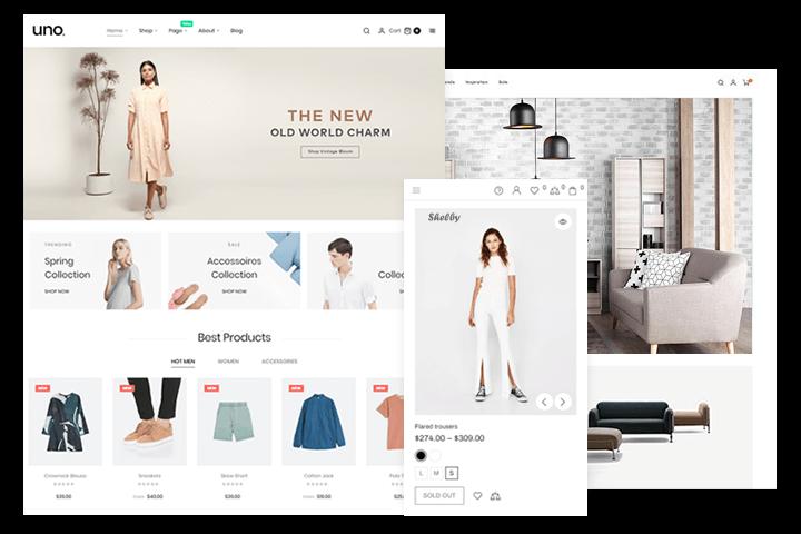 Izrada prodavnica Mdesign Web